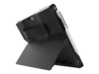 Incipio Security Case - Étui de protection pour tablet PC - noir - pour Microsoft Surface Pro 4 PW-220-BLK